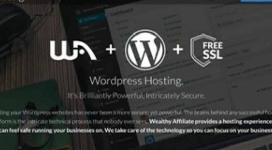 wa hosting power